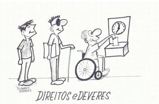 Direitos e deveres dos portadores de deficiência
