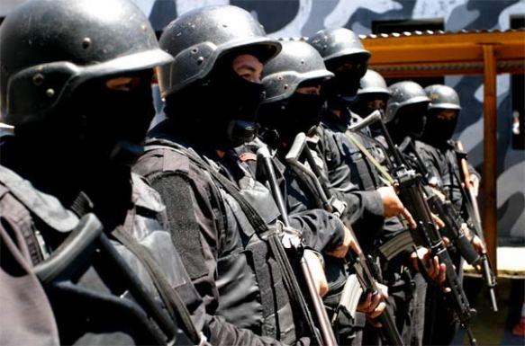 Grupos especiais! da polícia militar
