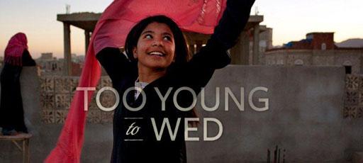 jovem demais para se casar