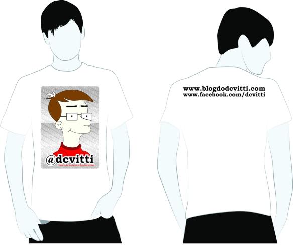 Promoção camisa dcvitti