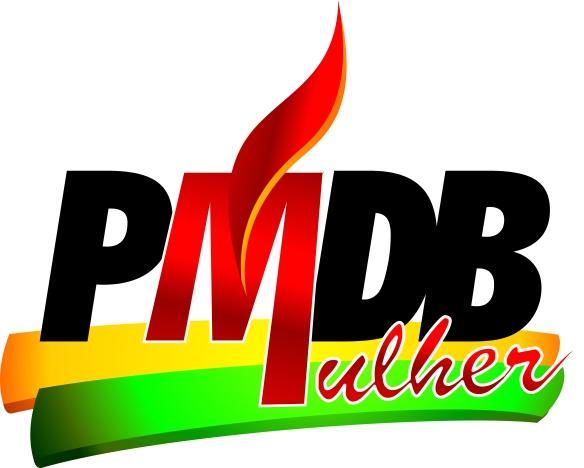 Logo PMDB Mulher