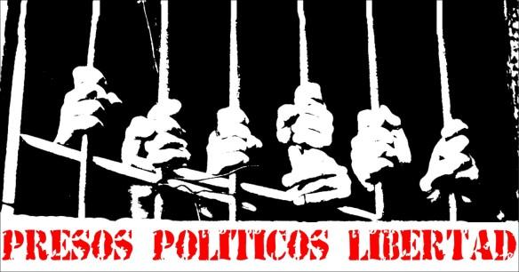 Os presos políticos do abate de Marina Cue