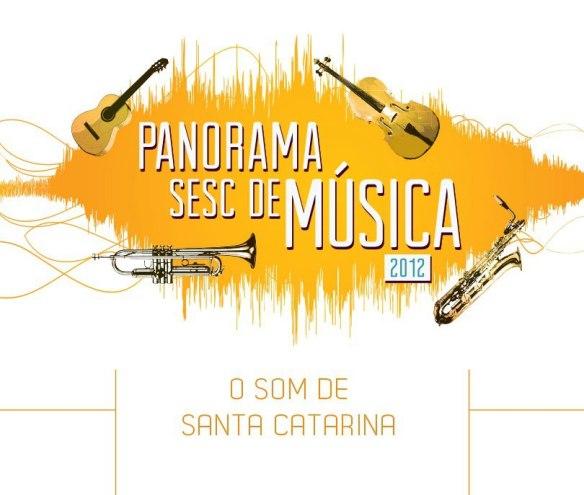 Bnada Fevereiro da Silva no Panorama Sesc de Musica