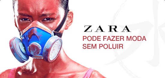 Você compra na Zara