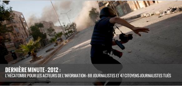 2012 - um ano ruim para informações