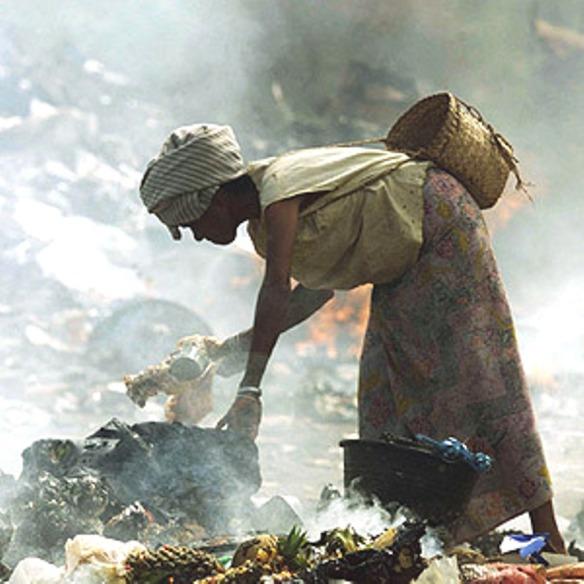 a pobreza gerada com o avanço do agronegócio