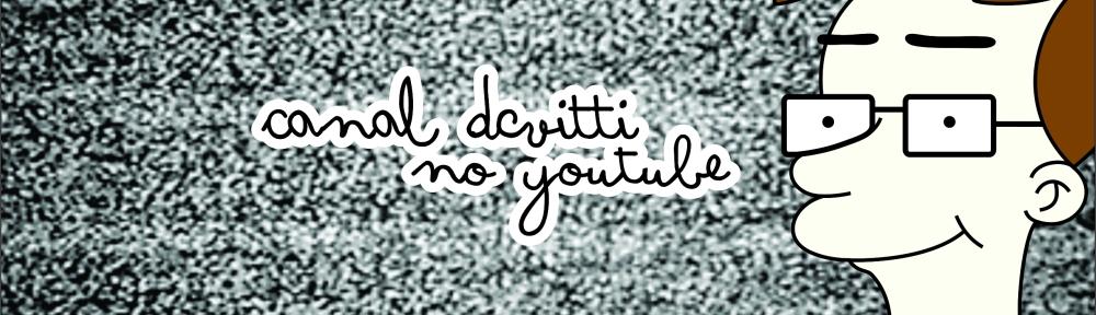 Canal dcvitti no youtube #tvdcvitti