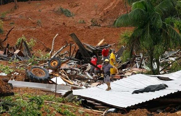 desastres climáticos ilhota