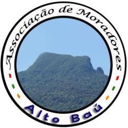 Logo da Associação de Moradores do Alto Baú