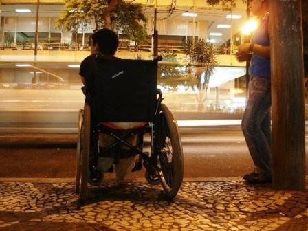 Pessoas vivem com alguma deficiência