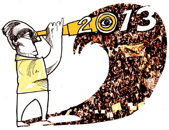 2013: sob uma nova ofensiva do capital