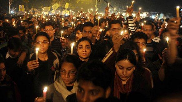 Acabando com a guerra contra a mulher na Índia