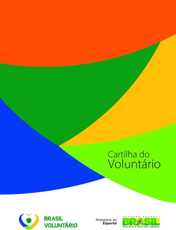 Cartilha do voluntário - Brasil Voluntário