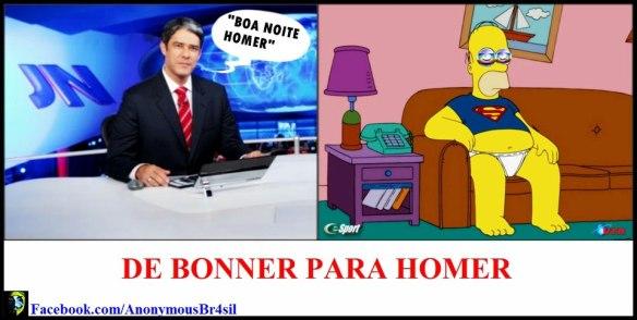 De Bonner para Home