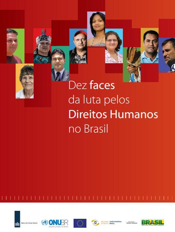 Dez faces da luta pelos direitos humanos