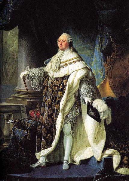 ex-rei da França Louis Capet
