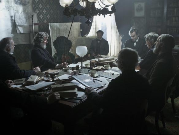 Filme Lincoln de Steven Spielberg