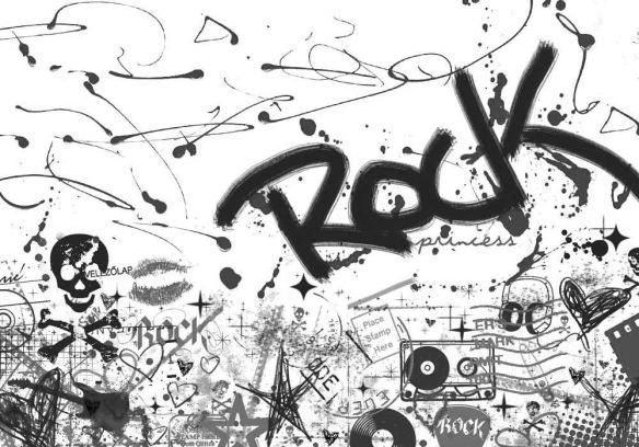 Fundo rock and roll