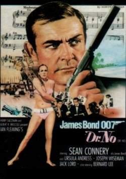 Há quase três vezes mais cenas de violência severa nos filmes mais recentes de James Bond do que no filme original da série, Dr. No, lançado em 1962.