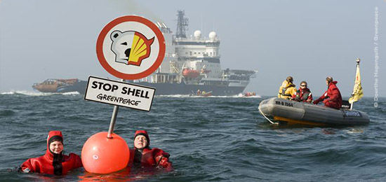 Shell a pior empresa do ano