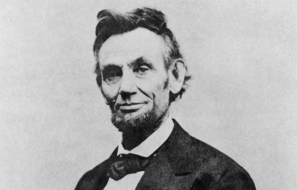 O 16° presidente dos EUA, Abraham Lincoln, aboliu a escravidão no país em 1864