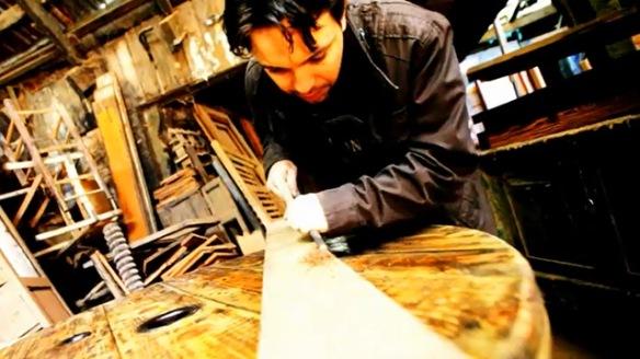 Documentário sobre o Luthier Márcio Zaganin