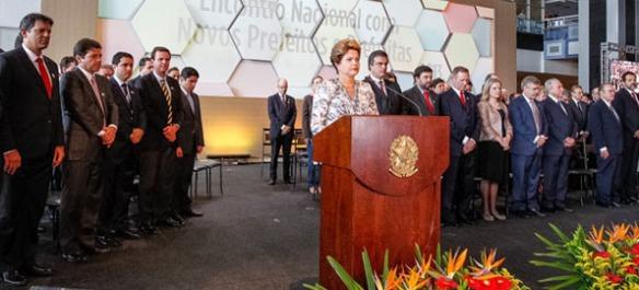 Nova Marcha de prefeitos a Brasília