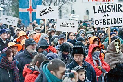 revolução islandesa