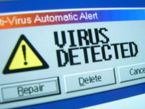 Vírus da internet