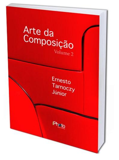 Livro a Arte da Composição, volume 2 de Ernesto Tarnoczy Júnior.jpg