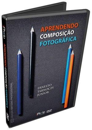 DVD Aprendendo Composição Fotográfica!