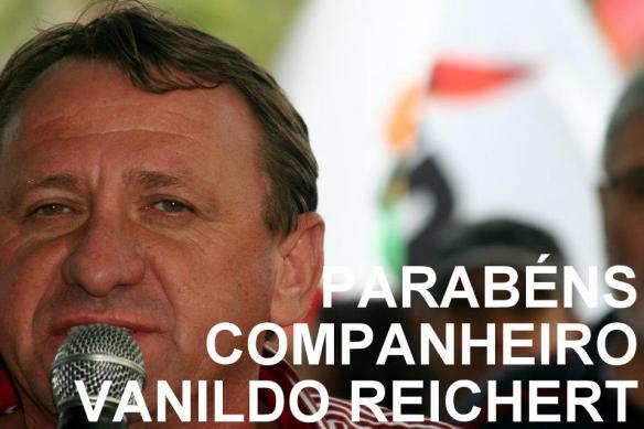 Vanildo Reichert por dcvitti