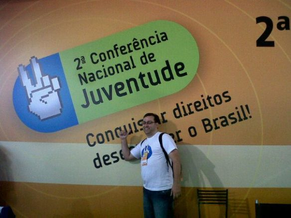 Dcvitti na 2ª Conferência Nacional da Juventude