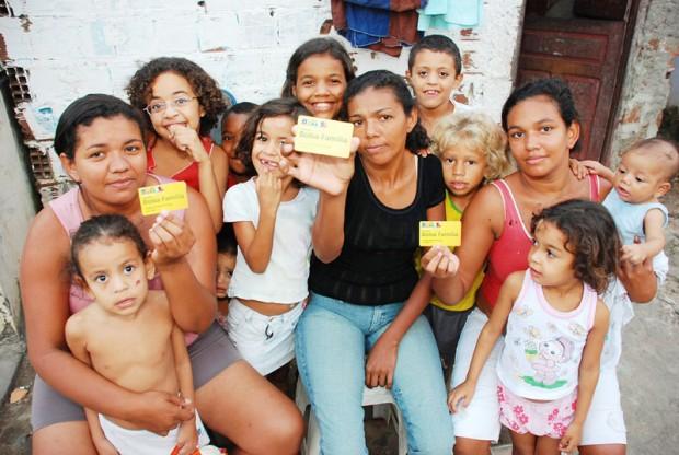 Bolsa Família é o maior e mais importante projeto antipobreza do mundo