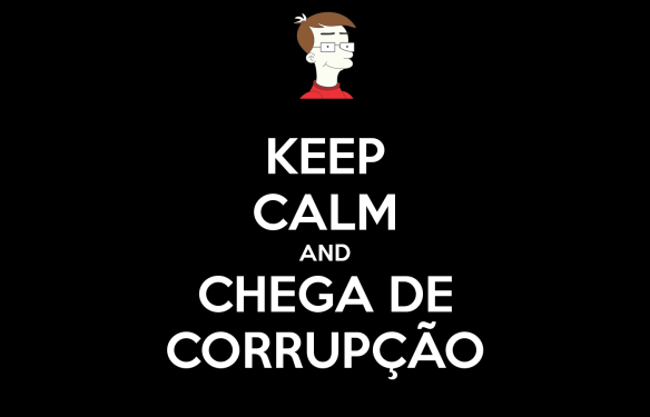 dcvitti and keep calm and chega de corrupção