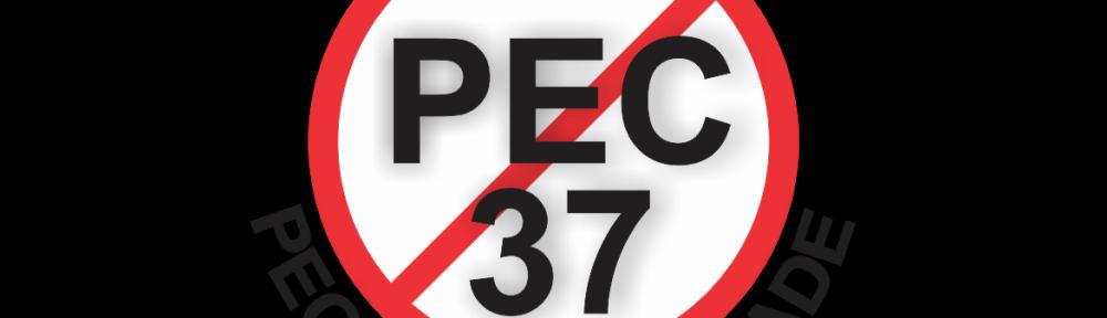 Dcvitti é contra a PEC 37