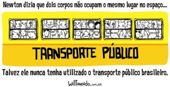 Pelo direito a um transporte público acessível