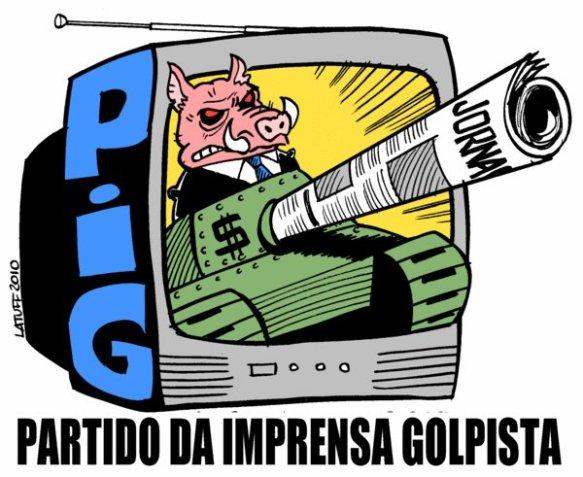 PiG partido de Paulo Henrique Amorim