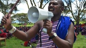 1,7 milhão de membros da Avaaz apoiam o direito do povo Masai de viver em suas terras ancestrais
