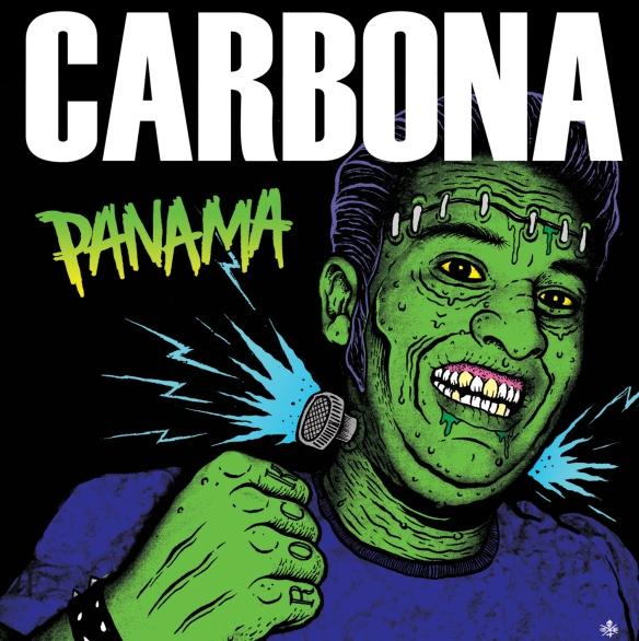 Carbona - capa CD Panama