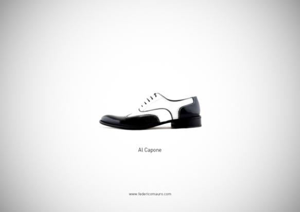 Famous Shoes - Al Capone