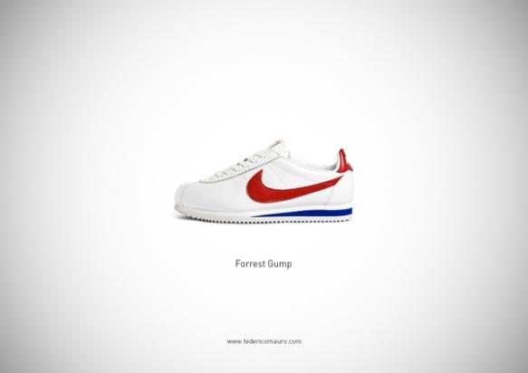 Famous Shoes - Forrest Gump