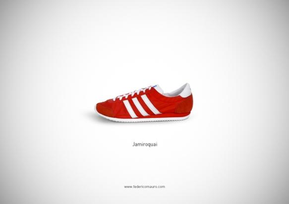 Famous Shoes - Jamiroquai