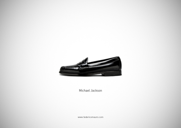 Famous Shoes - Michael Jackson