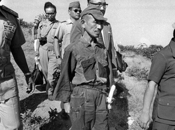 História de Hiroo Onoda, oficial japonês da inteligência do Exército Imperial Japonês