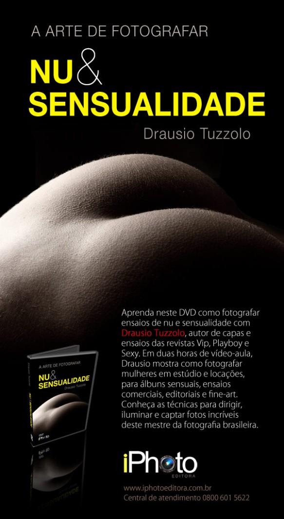 Lançamento! DVD de Drausio Tuzzolo