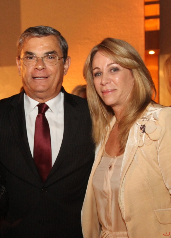 Morre a mulher do vice-governador Eduardo Pinho Moreira Ivane Fretta Moreira