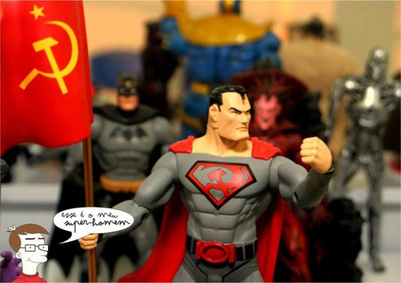 o super-homem do dcvitti