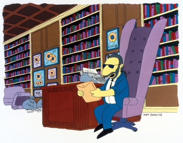 The Simpsons - Ringo Starr