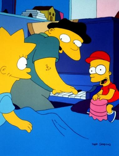 The Simpsons - Michael Jackson